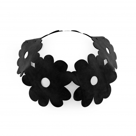 Black Roses Collar