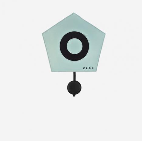 Cuckoo Clock Clutch